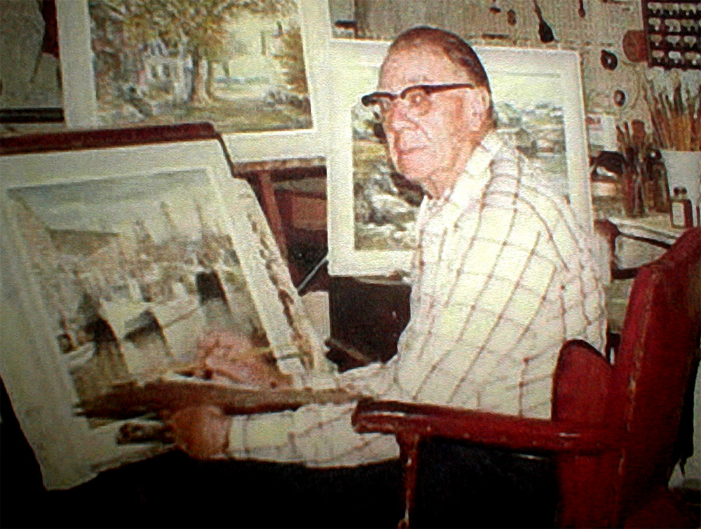 James F. Murray the artist