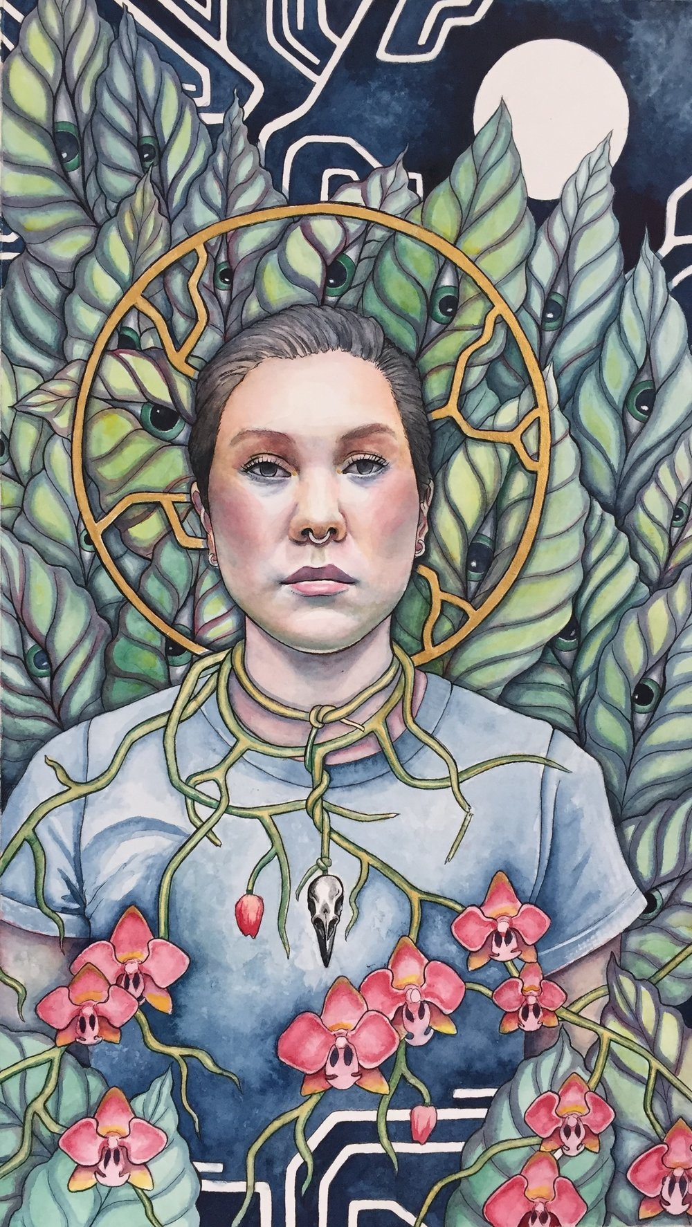 10 - The High Priestess.JPG