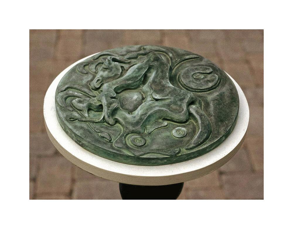 Totem Series - Artist (detail)