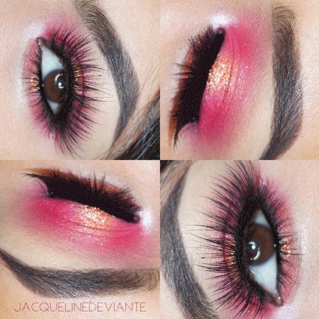 Lashes : Wandering Soul Sister Shop now www.JacquelineDeviante.com #mus #glitter #lashes #makeup #brows #vegan #crueltyfree