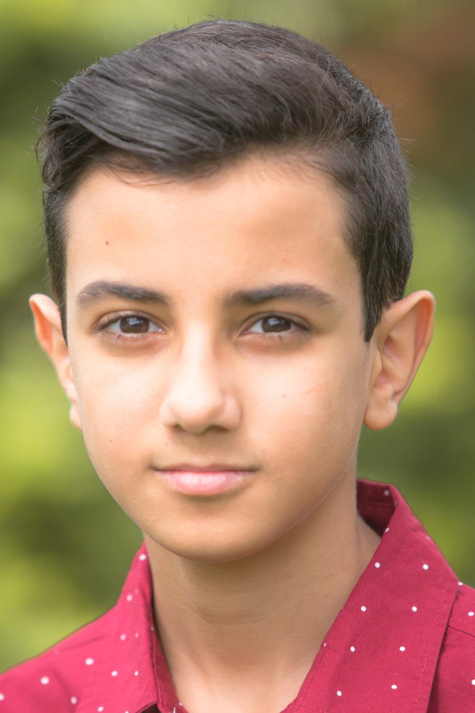 Jahdai Ramirez - Amahl