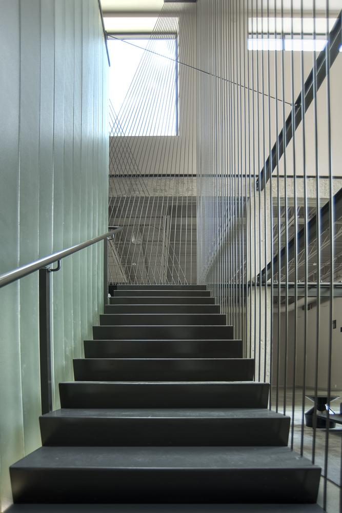 Figural Stair