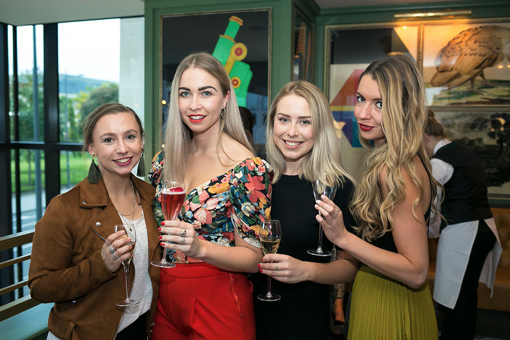 The Ivy on the Square - i-on Magazine Preview Party