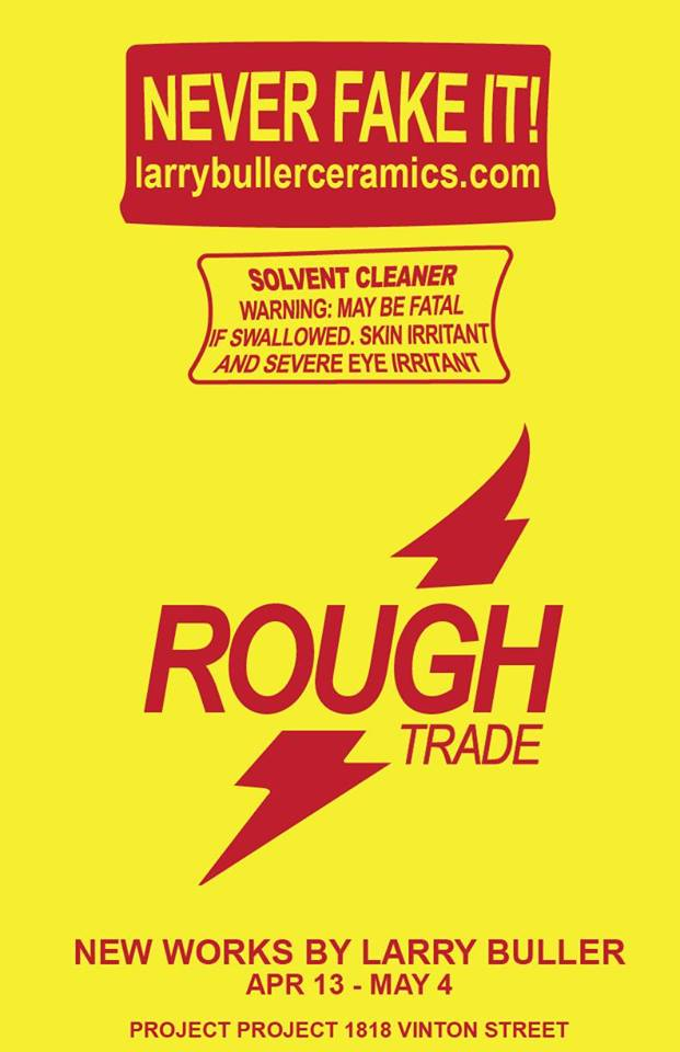Rough Trade - Larry Buller