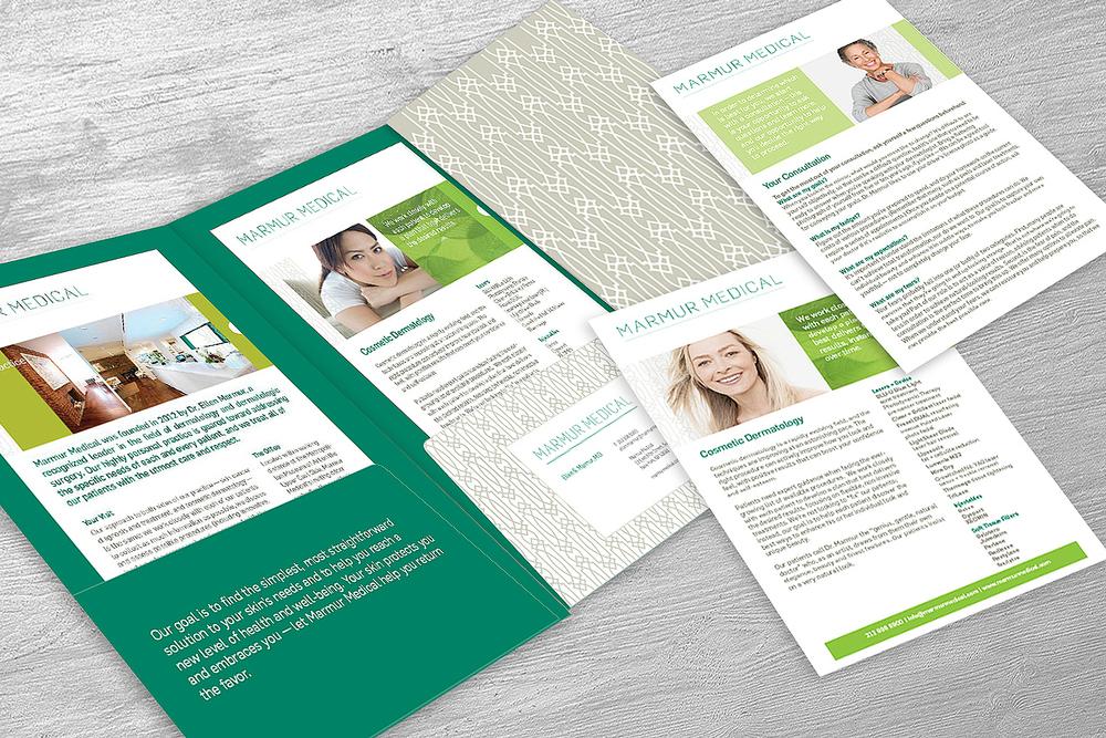 Marmur Medical design communications