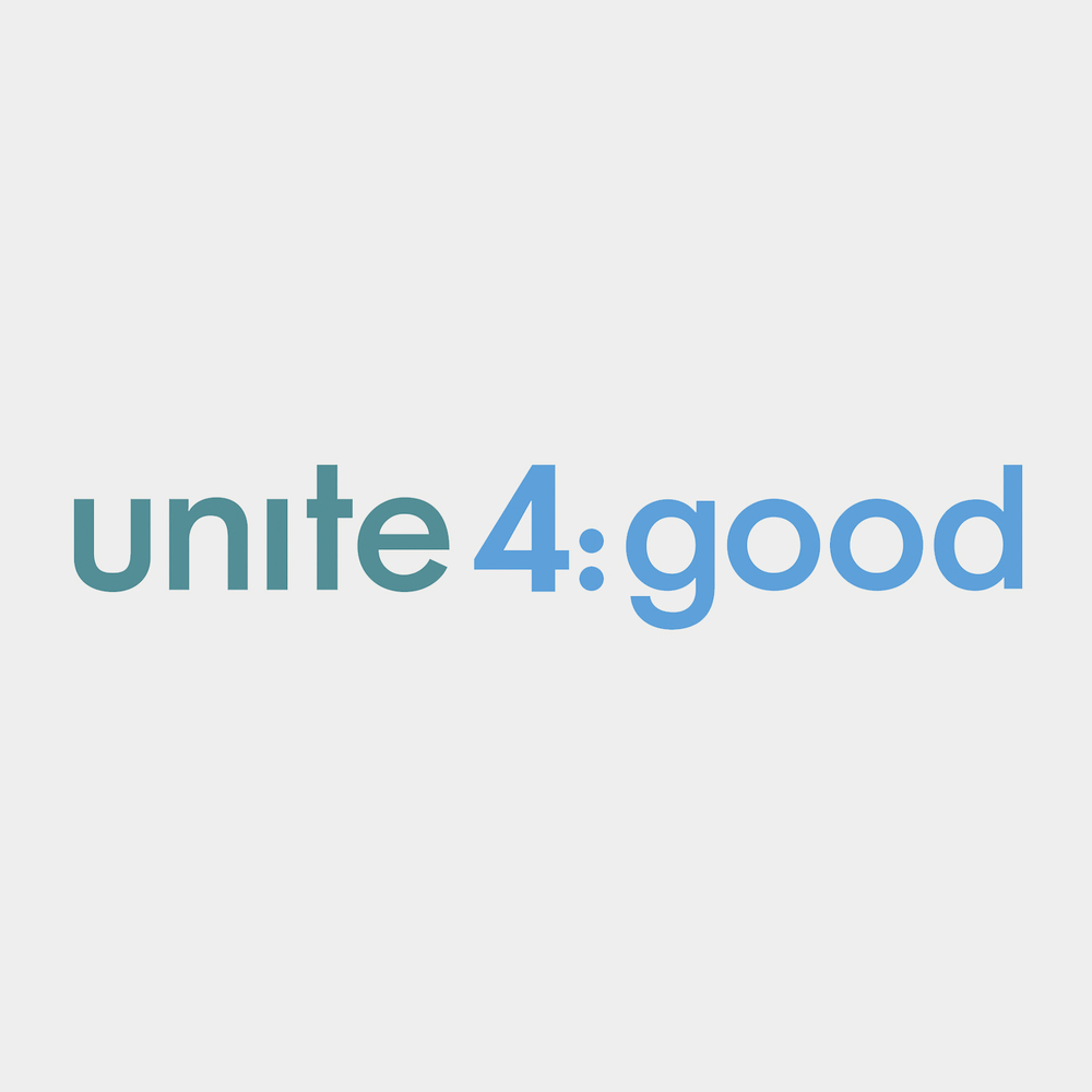 The Associated Press Unite4Good brand identity