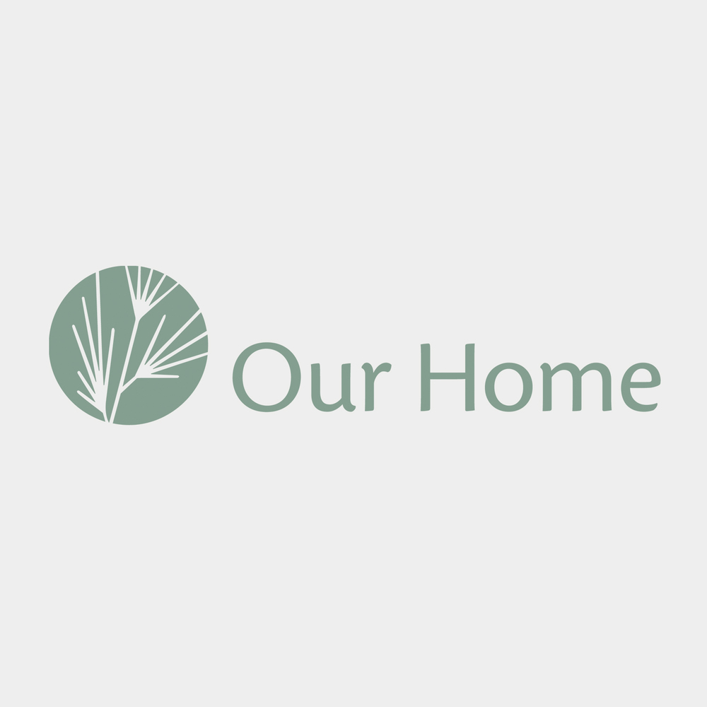 Our Home brand identity