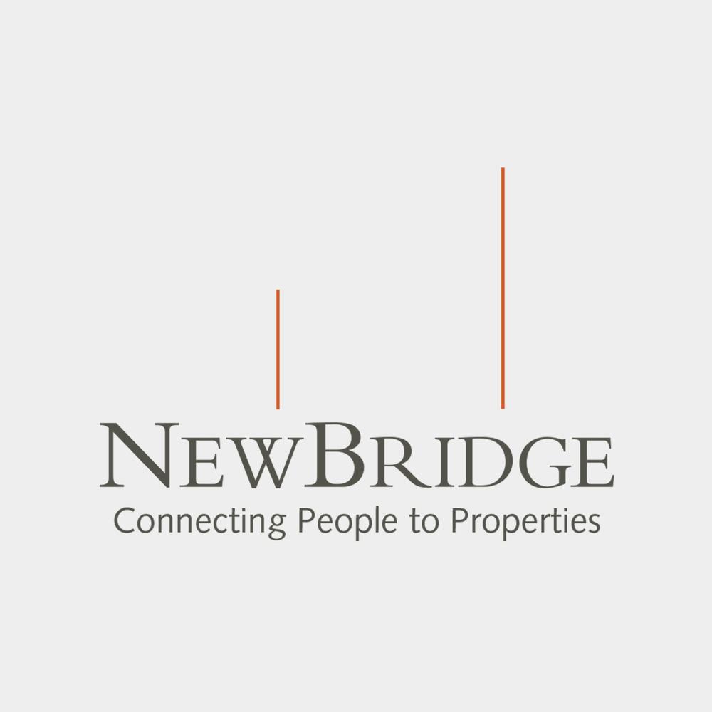 Newbridge Real Estate logo design