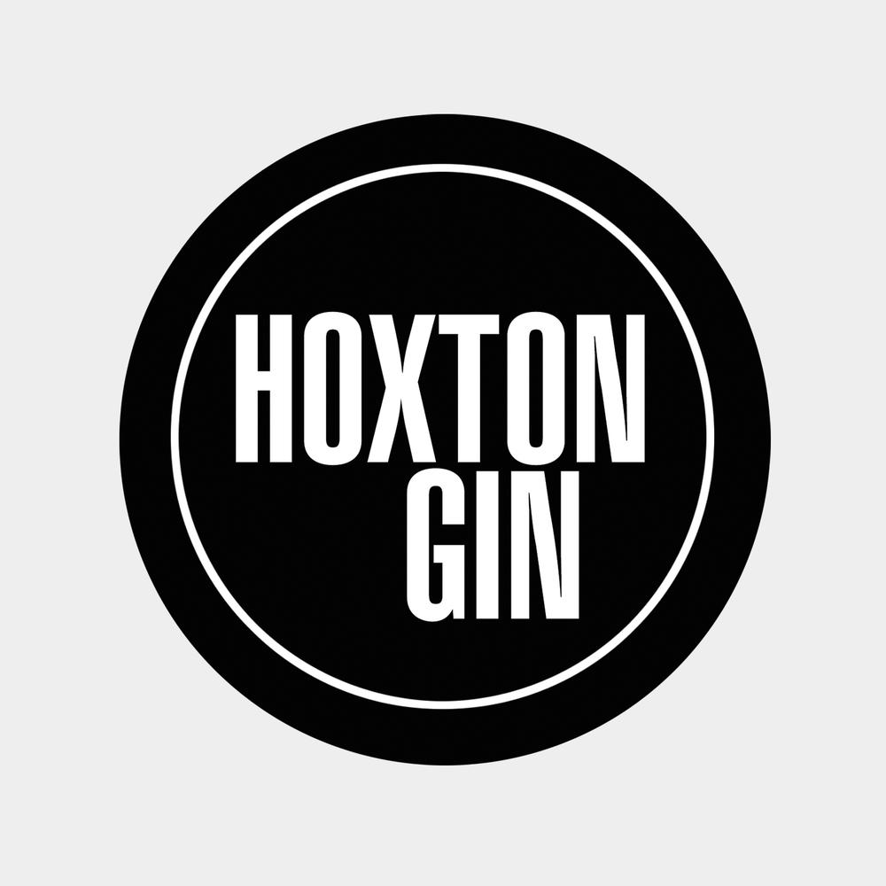 Hoxton Gin brand identity