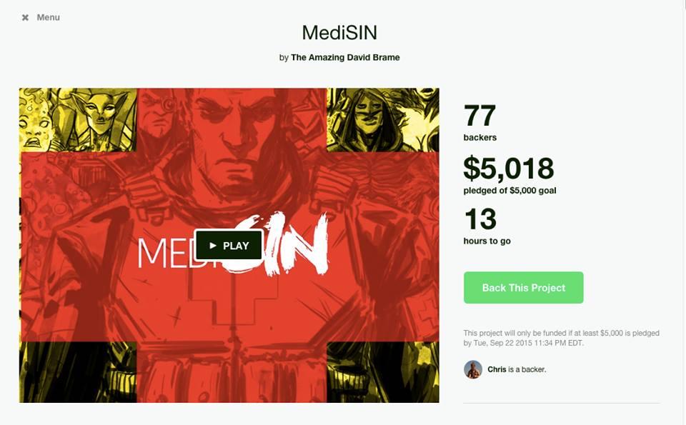 medisinfunded