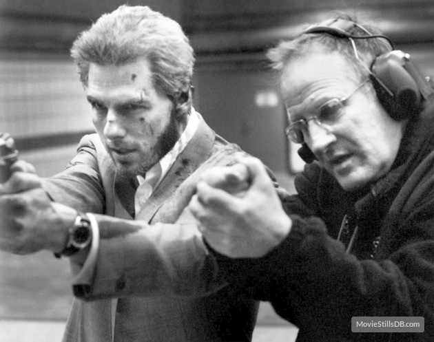 CRUISE + MANN IN THE BADASS THRILLER COLLATERAL