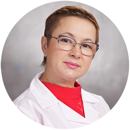 "Oksana     Ultrasound Technologist     ""The teamwork and respect we give to patients makes a difference."""