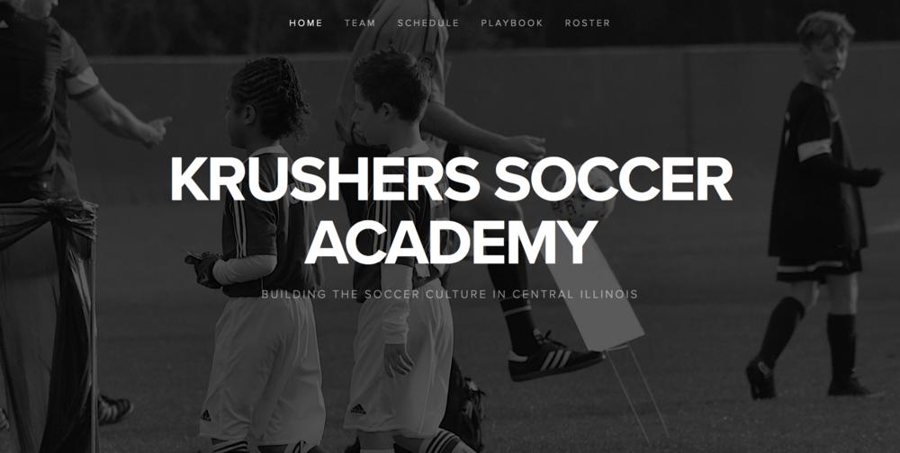 Krushers Soccer Academy