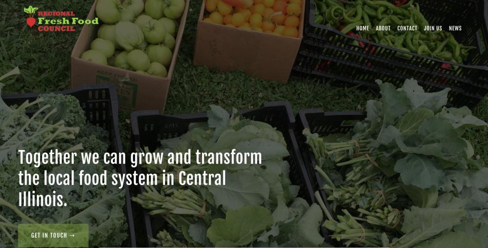 Regional Fresh Food Council