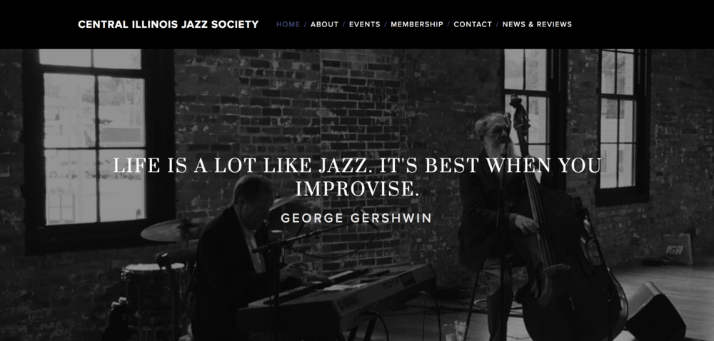 Central Illinois Jazz Society