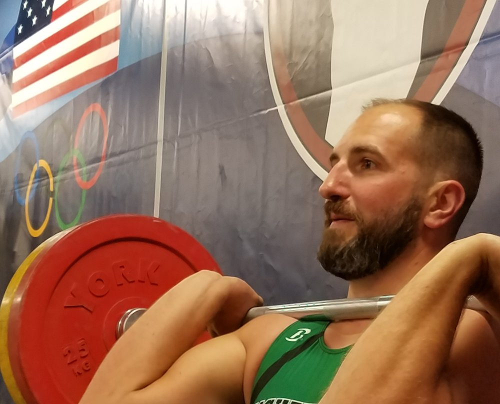 Tony Euculano Weightlifting: Making the Simple Complex
