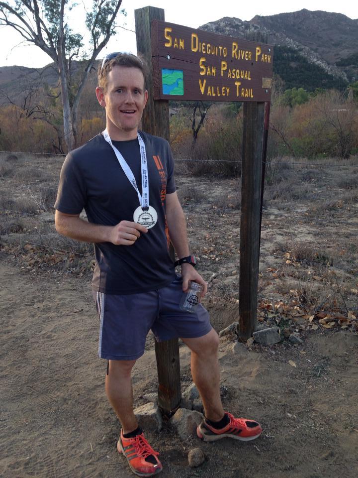 San Diego Trail 50, 2014