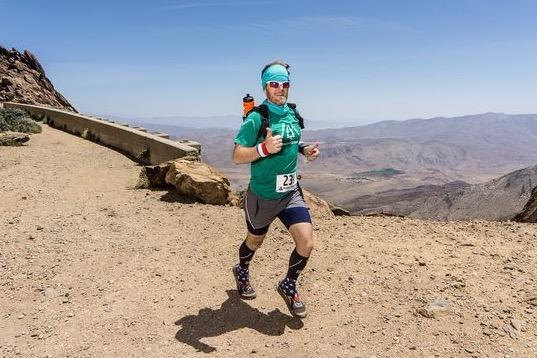 San Diego 100-Mile Endurance Run, 2016