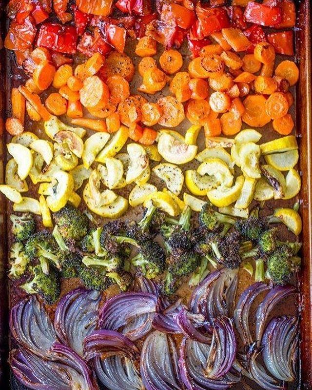 During Holi, all the people irrespective of their color, sex, caste, creed, or religion rejoice with colors, foods, and symbolically celebrate life with the victory of good over evil, and spread the message of love, unity, and peace.  So we're doing the same, but with our California Grown veggies!