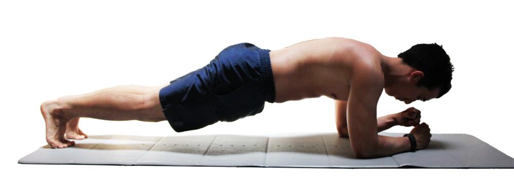 Prone Plank