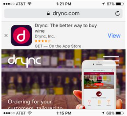 Marketing On Blog — Drync for Retailers