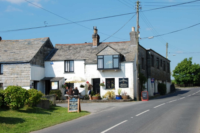 The Cornish Arms, Pendoggett