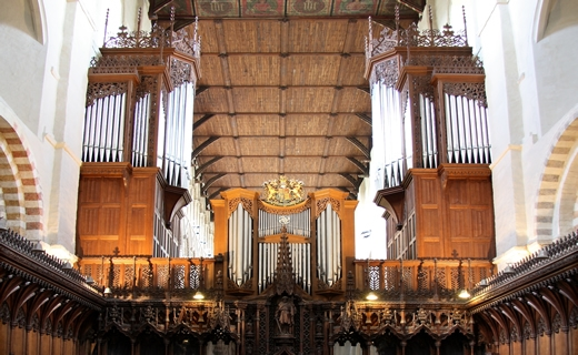 St Albans Cathedral organ