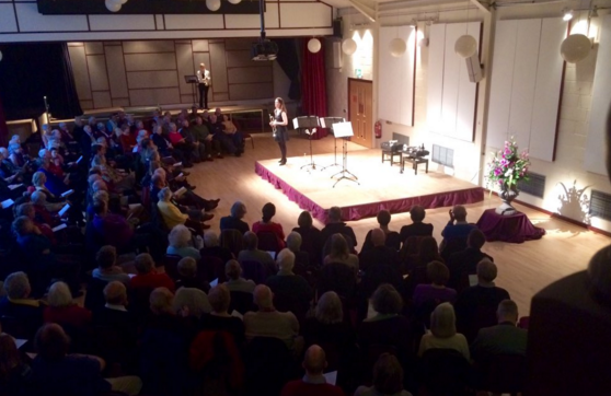 Bella Tromba performing Britten's Fanfare for St Edmundsbury