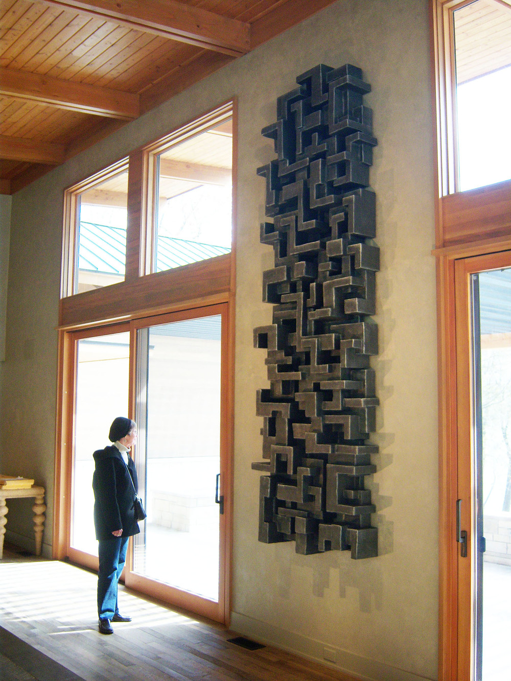 TOTEM, commission for private residence, near Chicago