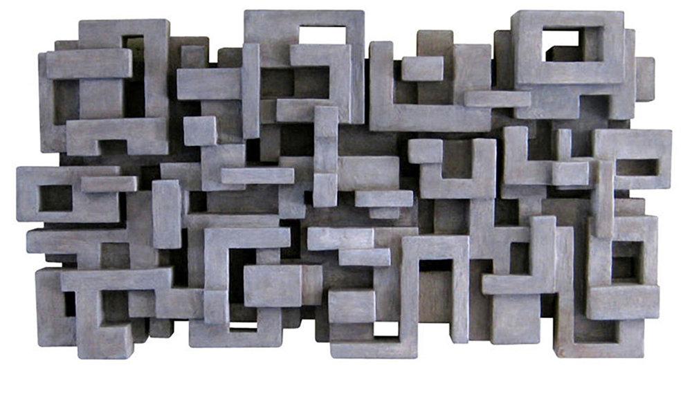 """Copy of MONDO, 8' X 4' X 11"""", 2012"""