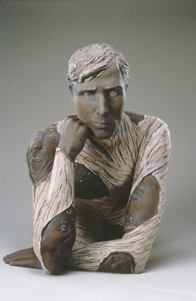 Beverly Mayeri Inspiring Sculpture