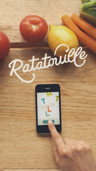 Ratatouille iOS App