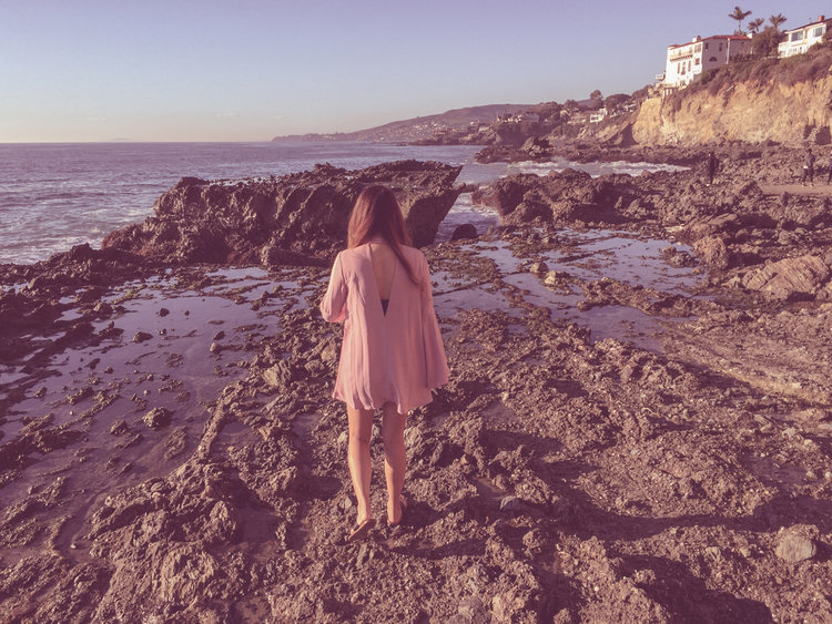 Laguna Beach, California - 01.14.2017