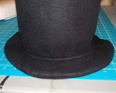 DIY Slash and Axl Rose Couples Costume with Top Hat Sewing Tutorial -MIY with Melissa