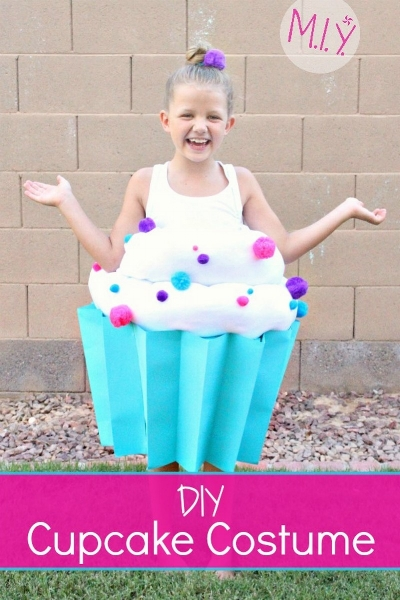 DIY Children's Cupcake Costume Tutorial -MIY with Melissa