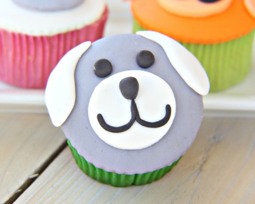 Puppy Cupcakes Tutorial -MIY with Melissa