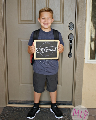 5 Chalkboard Signs (2).jpgFun and Easy First Day of School Traditions to Start with Your Family -MIY with Melissa