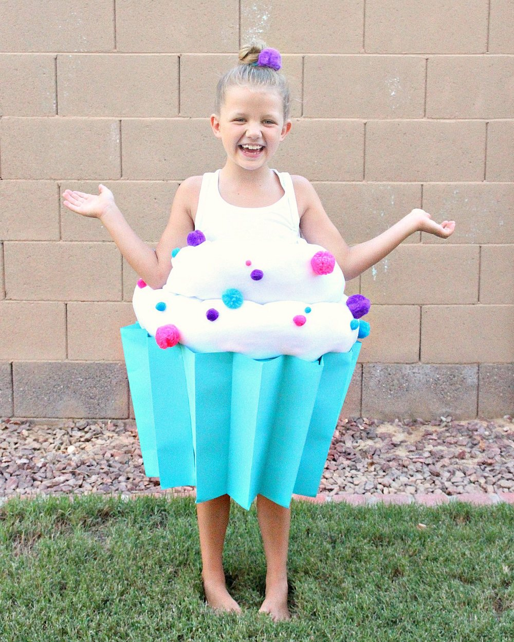 Country Living added this costume to their list of Best Halloween Costumes for Kids of all Ages!
