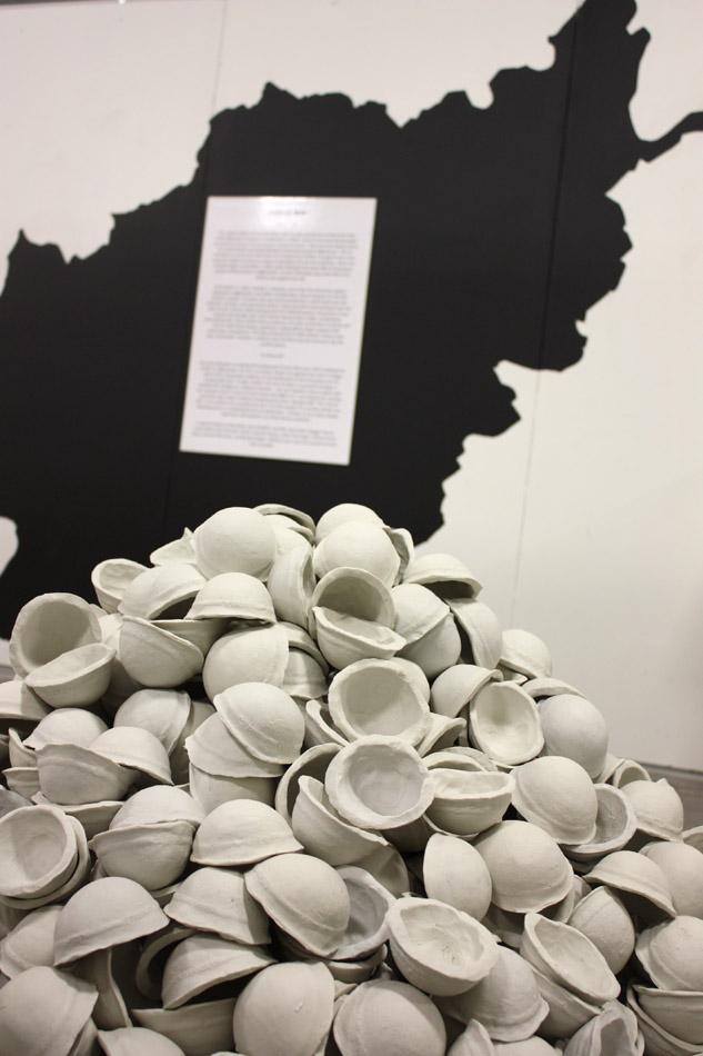 Cost of War - Arts Fest University of Iowa