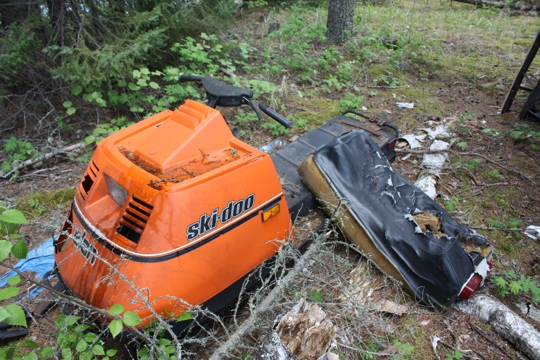 Lightly used Snowmobile (pickup only)