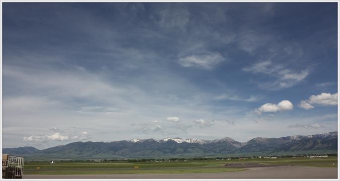 Bozeman Airport 2011