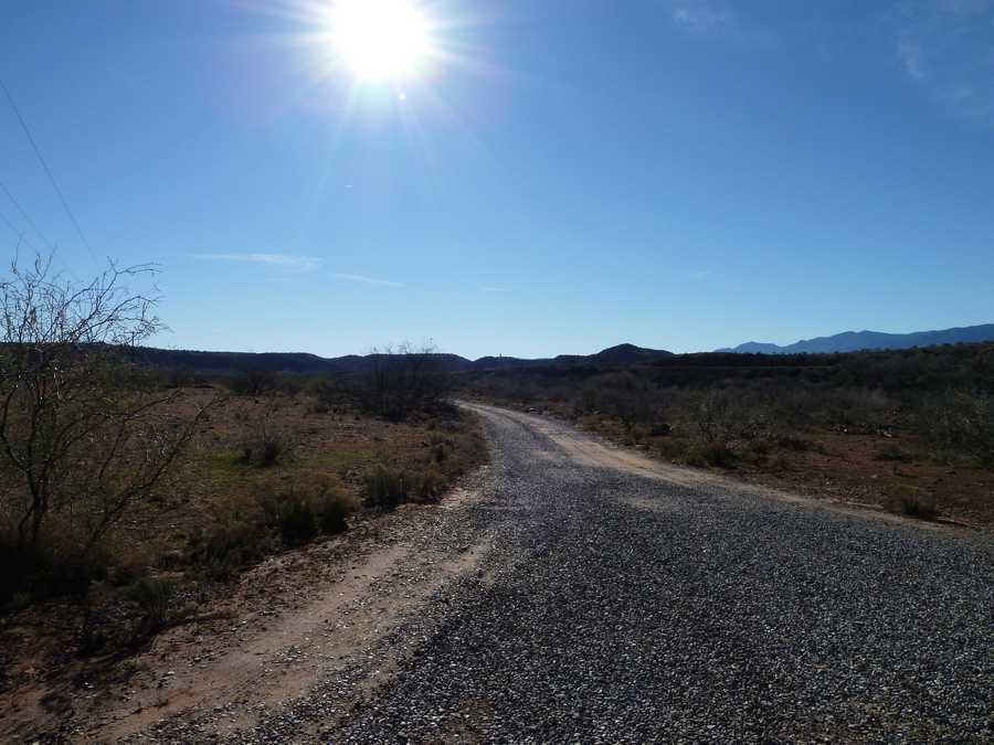 Reitz Ranch Road