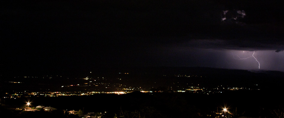Lightning from Jerome