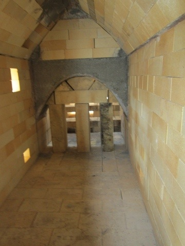 NAU Switchback Kiln Exit Flue #1