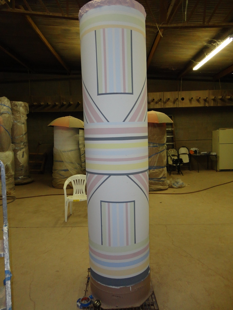 Pattern Column