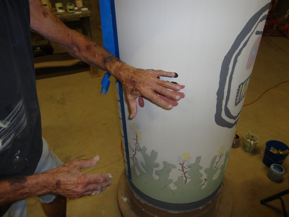 Removing the Hand