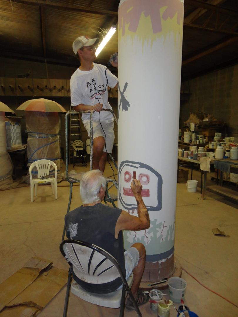 Don Reitz Painting