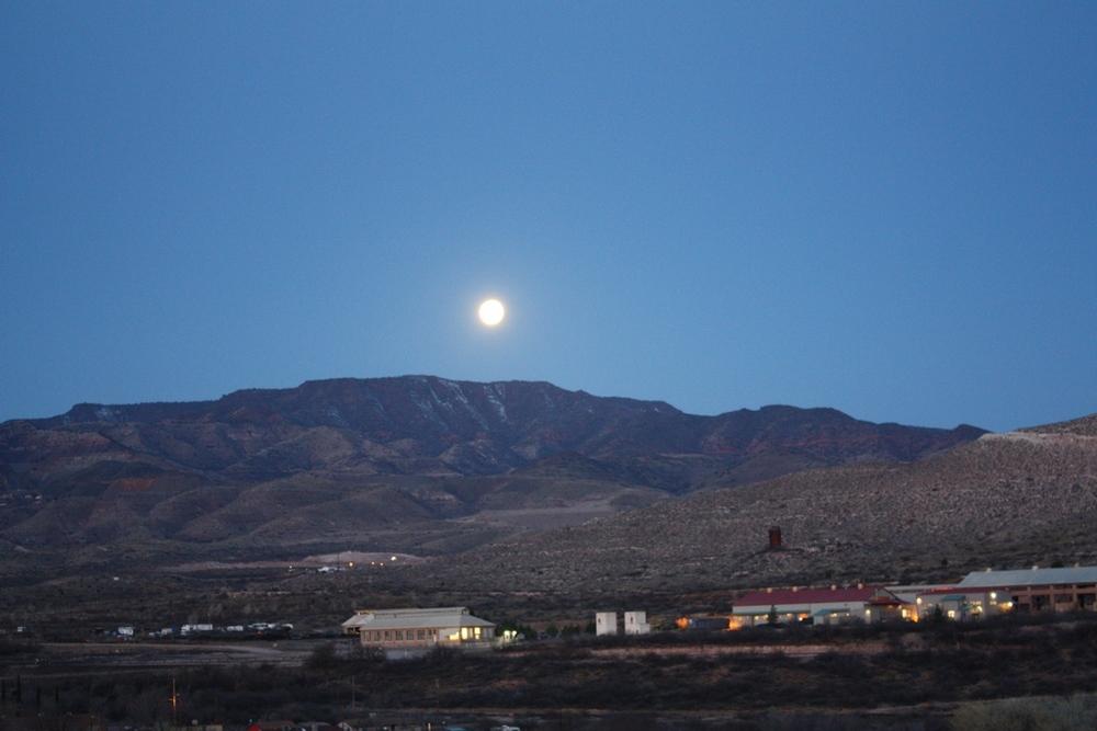 Moon over Mingus