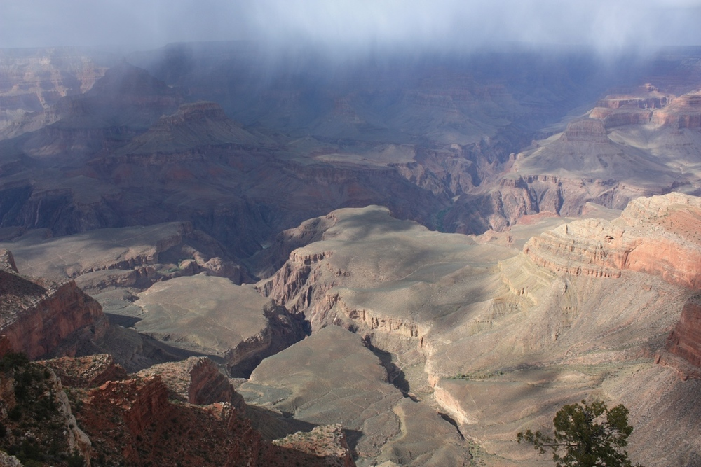 Grand Canyon South Rim April 2012