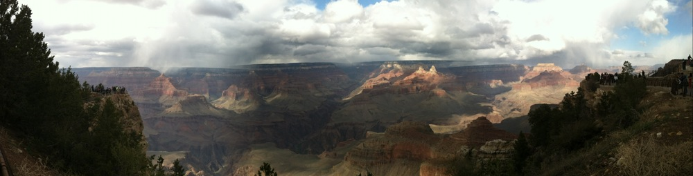 Grand Canyon South Rim 2012
